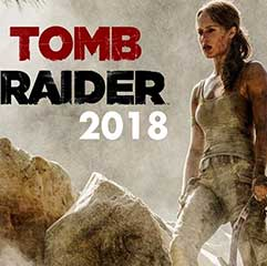 หนังเรื่อง Tomb raider 2018
