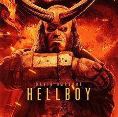 รีวิวหนัง HellBoy 4 2019