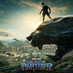 หนังเรื่อง Black panther 2018