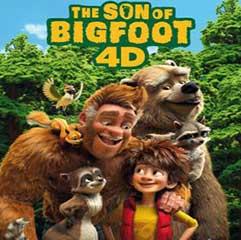 การ์ตูนเรื่อง The Son of Bigfoot